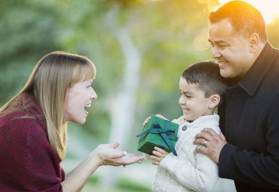 Joy In Giving: 10 Ways To Encourage The Joy Of Giving In Your Child All